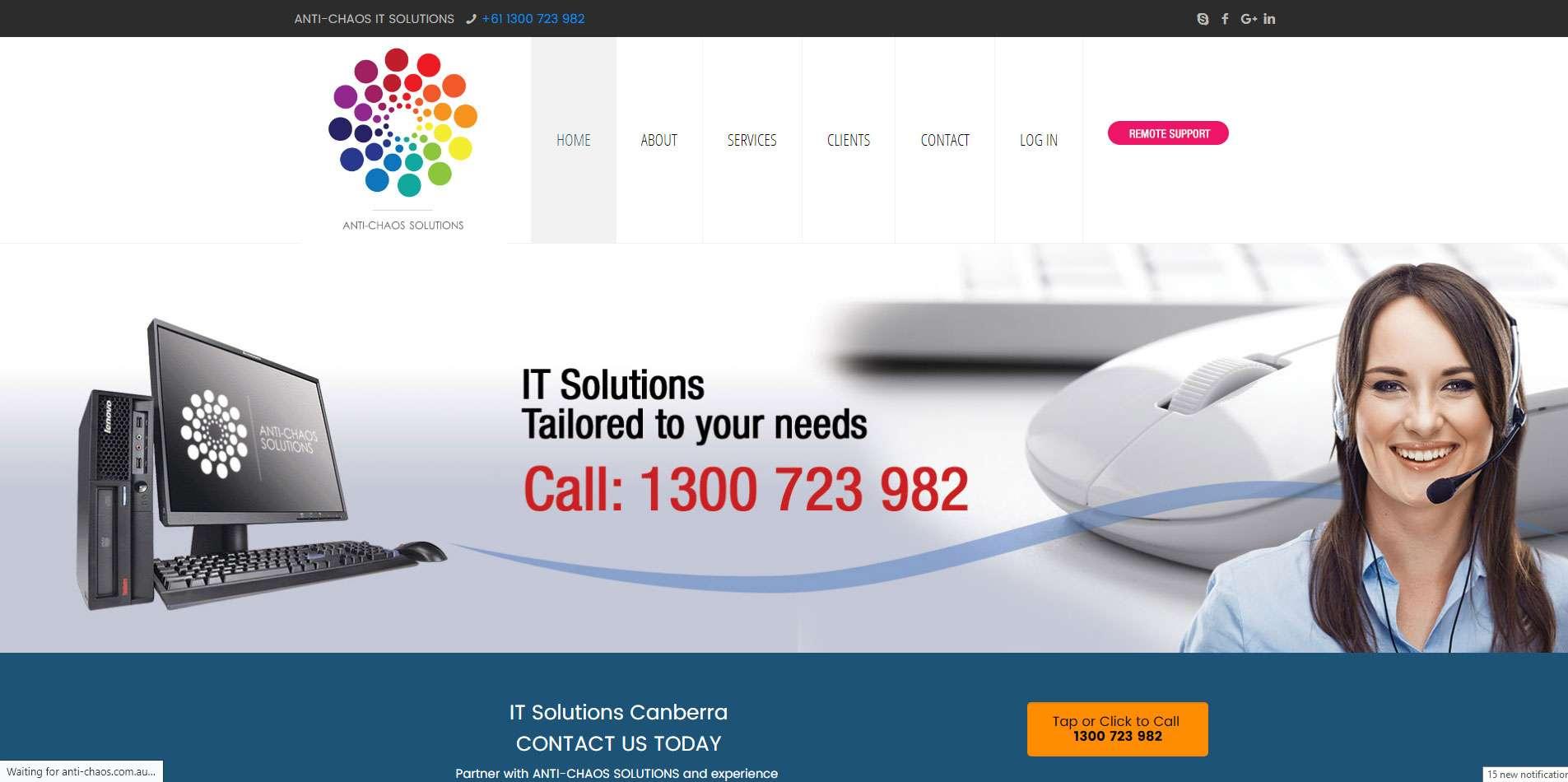 canberra web design
