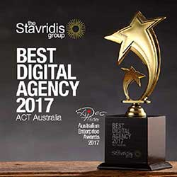 Best Digital Agency Canberra 2017