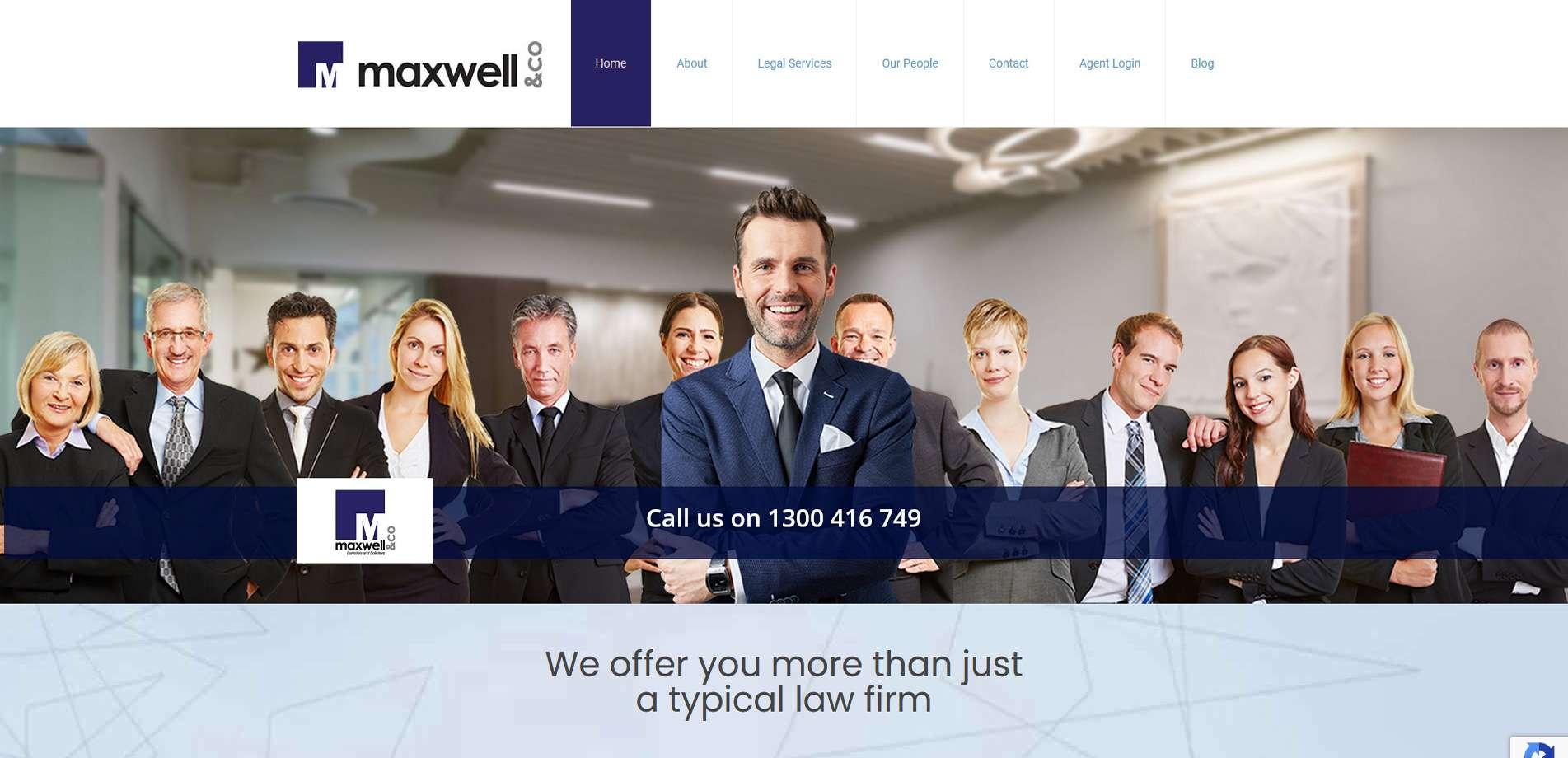 maxwellco canberra web design